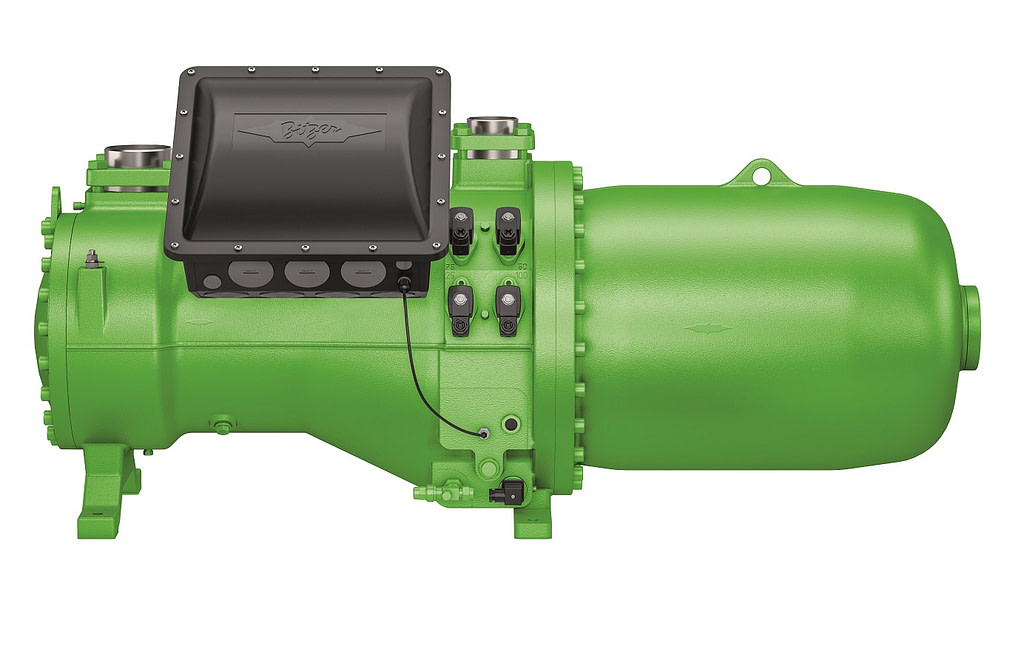 bitzer screw compressor