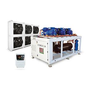 central refrigeration system