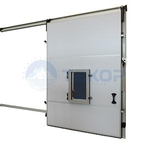 controlled atmosphere cold room door