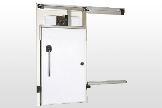 monorail sliding door
