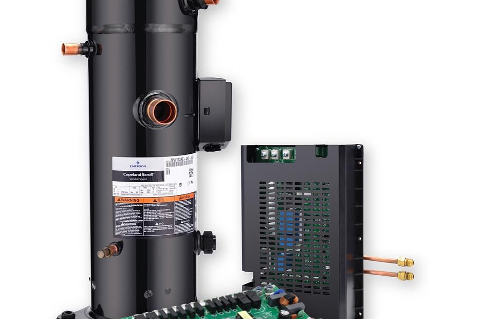emerson copeland compressor